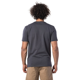 Rip Curl Eco Craft T-shirt Heren, washed black